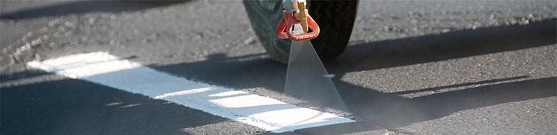 Asphalt Sweeping and Striping